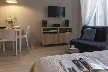 Apartamenty 2M - Studio 2 / centrum - Częstochowa - Apartemen