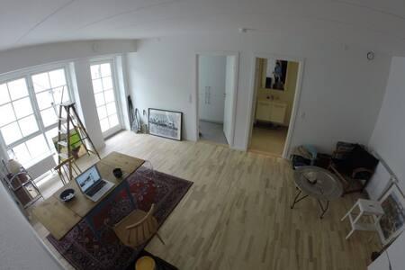 Fresh room in cosy HC Andersen area