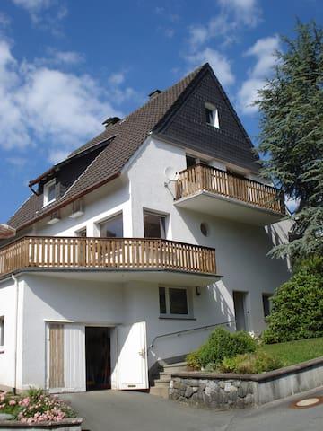 Appartement in het mooie Sauerland