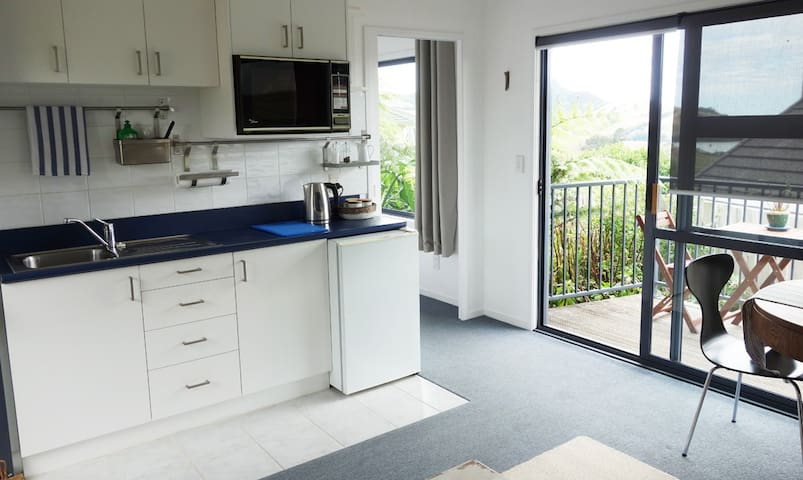 1 bedroom peaceful UNIT, Whitianga - Whitianga - Wohnung