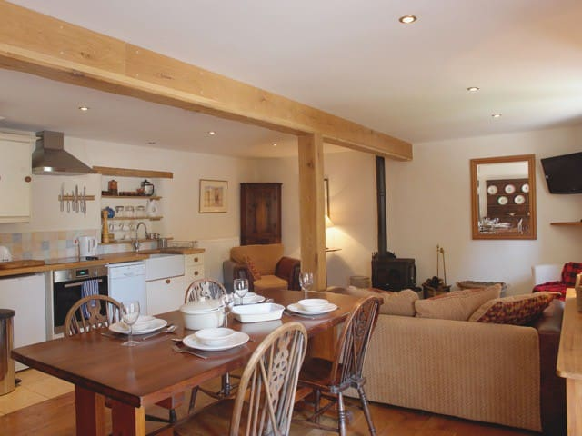 Beautiful barn conversion - Tedburn Saint Mary - House