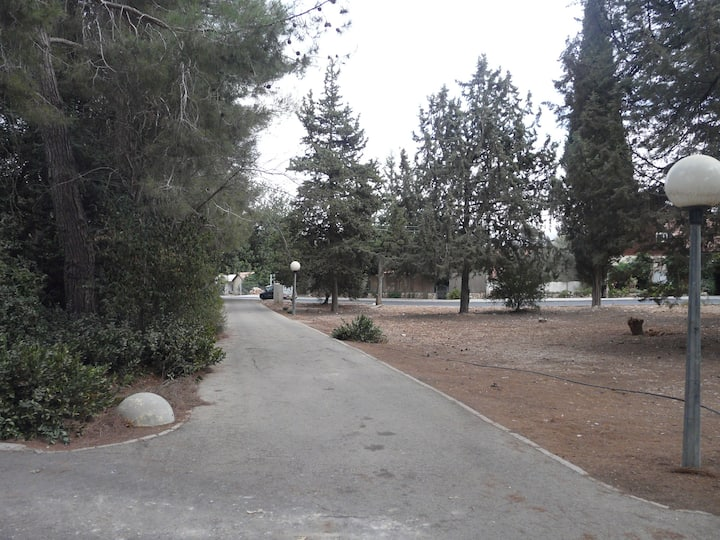 Ramat Raziel, 13 km de jerusalem