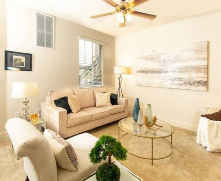 Clean apartment home   1BR in Midvale