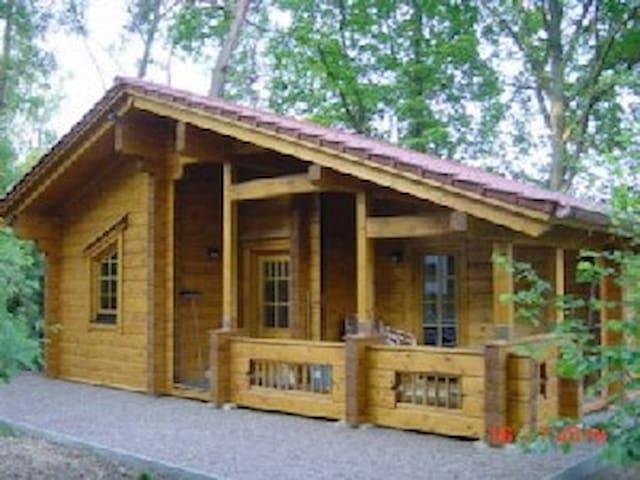 Ferienblockhaus am Steinhuder Meer - Wunstorf - Huis