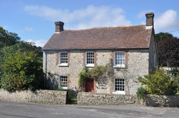 The Old Farmhouse W. Lulworth Twin - West Lulworth - Hus
