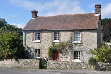 The Old Farmhouse W. Lulworth Twin - West Lulworth - Σπίτι