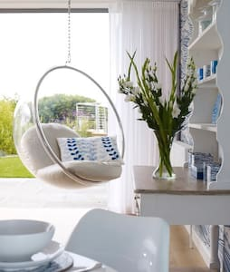 The Gorgeous Glasshouse - modern and contemporary - Dartmouth - Talo