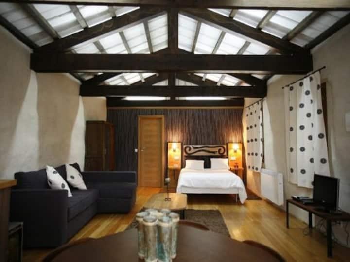 Viento. Apartamento Rural de 40 m2