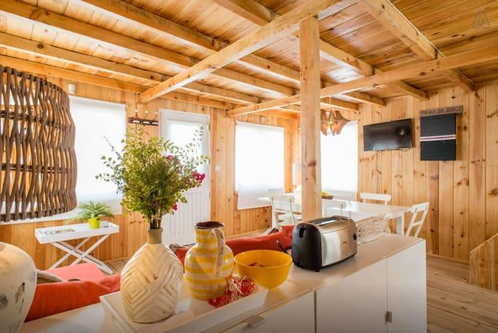 Beach Cabin - Costa da Caparica - Casa