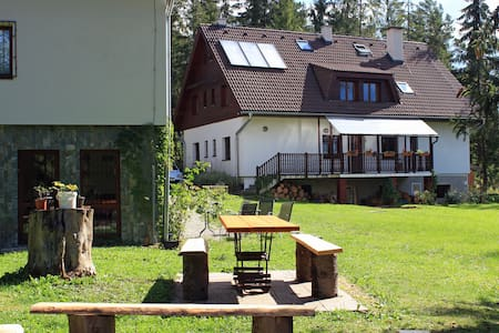 Forest house Tatra for 4, T. Štrba - Bed & Breakfast