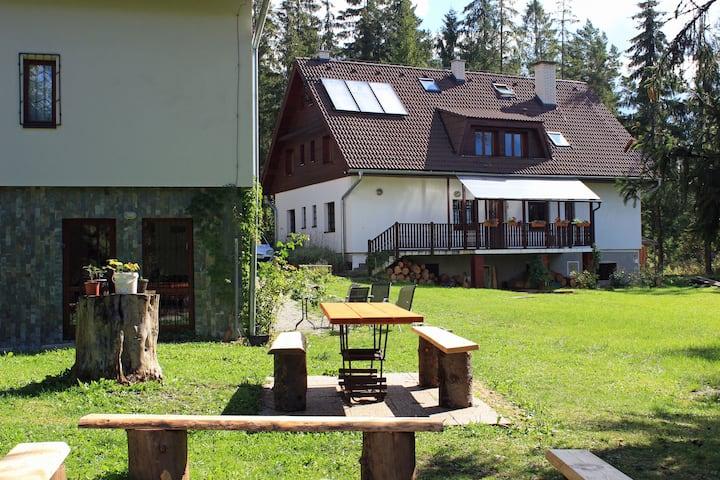 Forest house Tatra for 4, T. Štrba