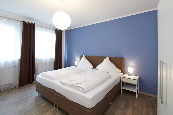 Neckarbett | Smart Check-In Hotel