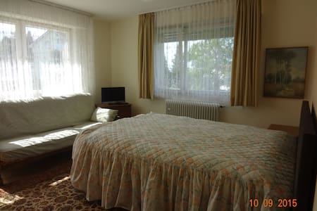 "Double room next ""Pforzheim Süd A8 and High School - 포르츠하임 - 단독주택"