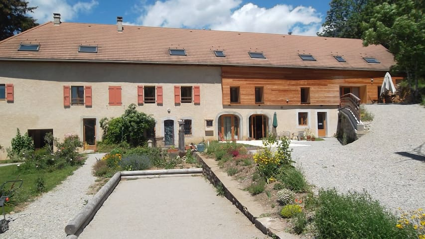 Les amourettes - Saint-Bonnet-en-Champsaur - Pension
