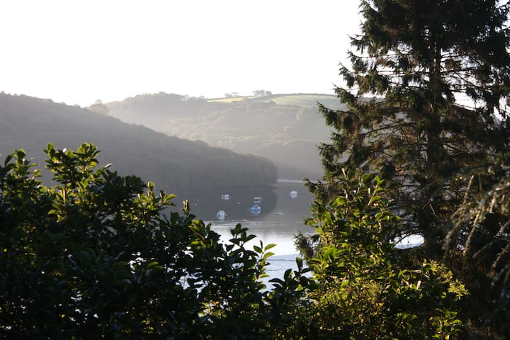 Tranquil Retreat on Fowey Estuary - Golant - Casa