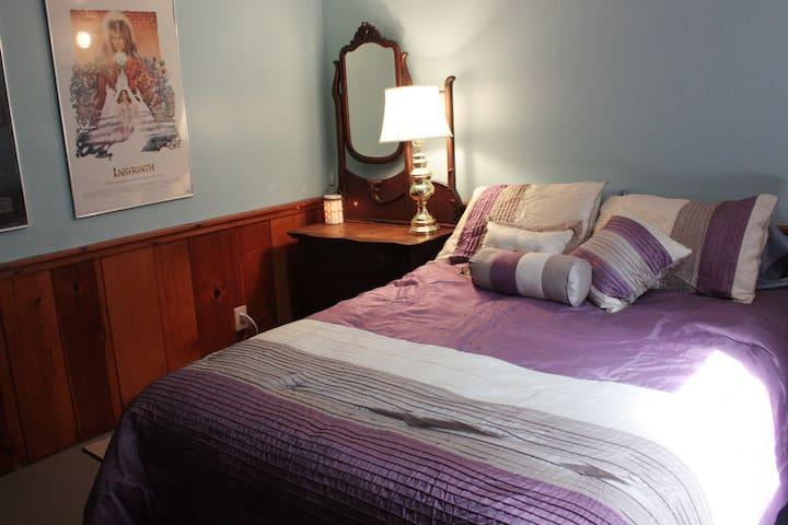 Private Room in Quiet Neighborhood - Grand Rapids - House