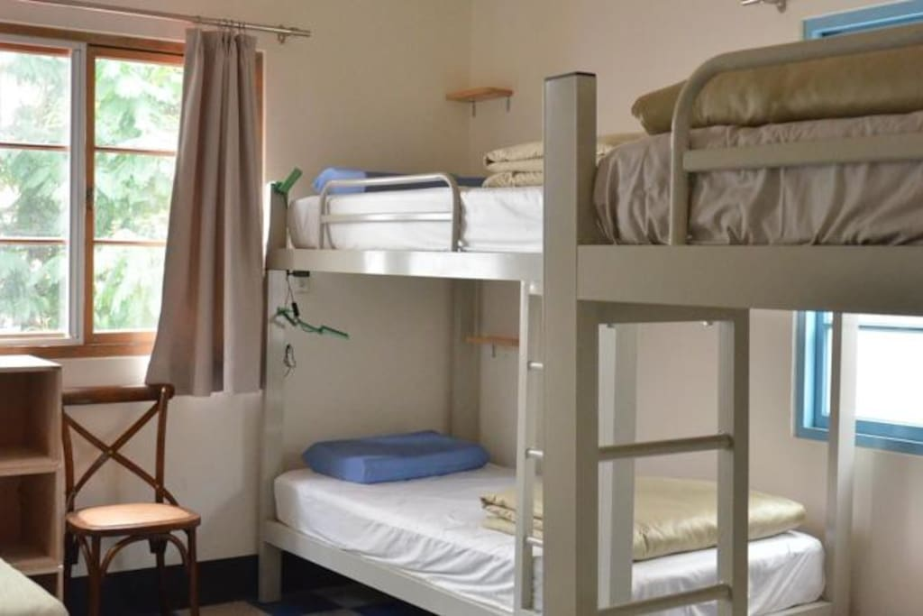 Female-only Dorm Room is also available