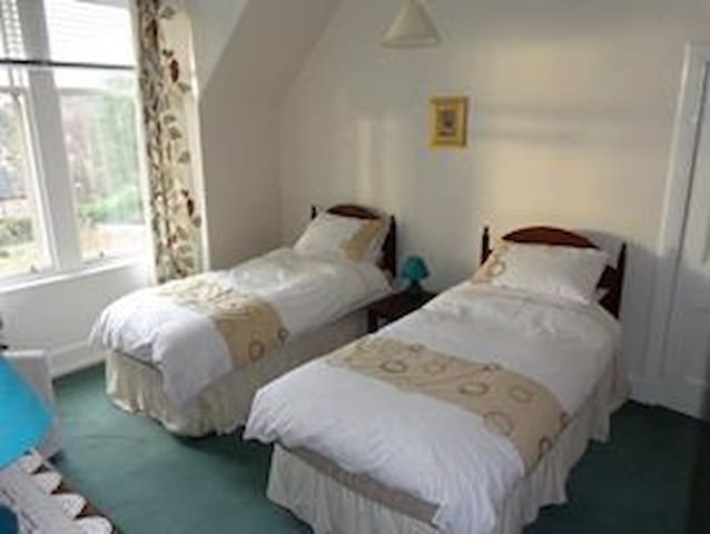Cosy Double/Twin Room in Kingussie - Kingussie - Haus
