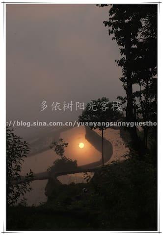 RiceTerracesViewRoom@HongheYuanyang
