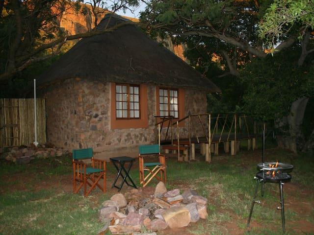 Rustic Bush Camp Getaway