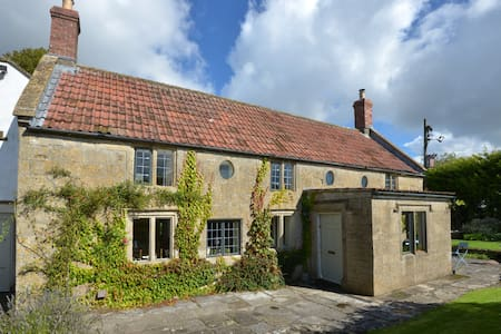 16th century cottage, near Bath - Babington - Casa