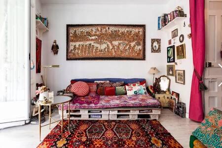 Bohemio Apartamento en Chamberi - Apartment