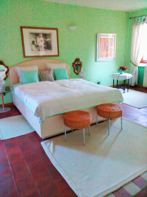 Suite1 with privat bathroom