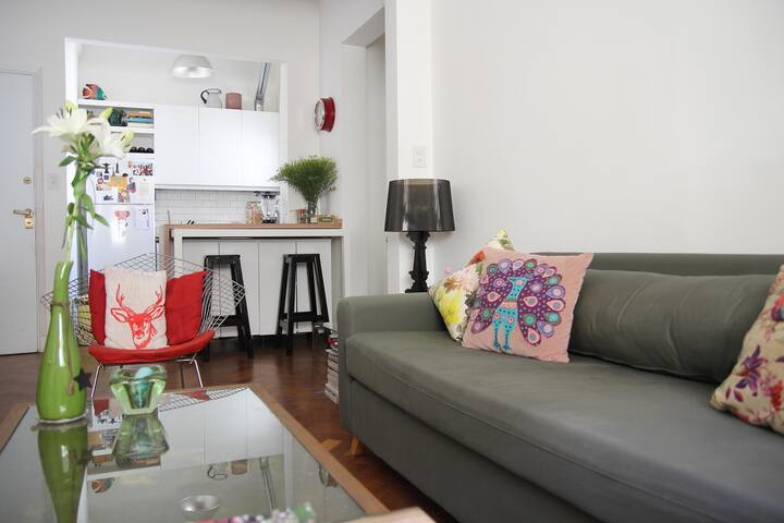Lovely apartment ! 3 guests- Soho