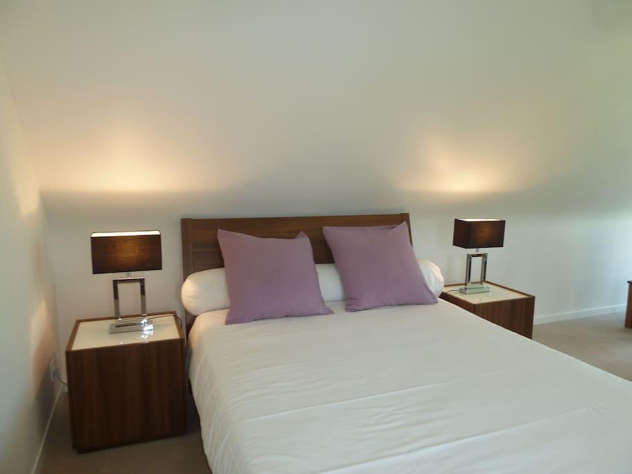 Suite Loft - lit 140