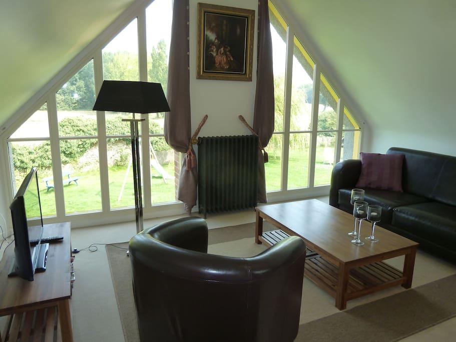Suite Loft coin salon
