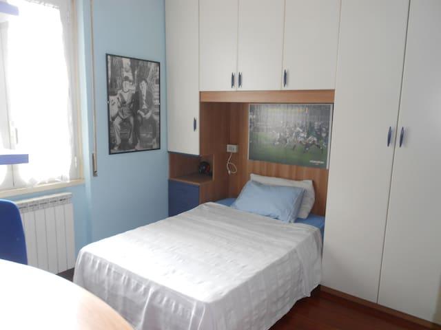 Stanza in comoda zona Brescia Sud - Brescia - Apartemen