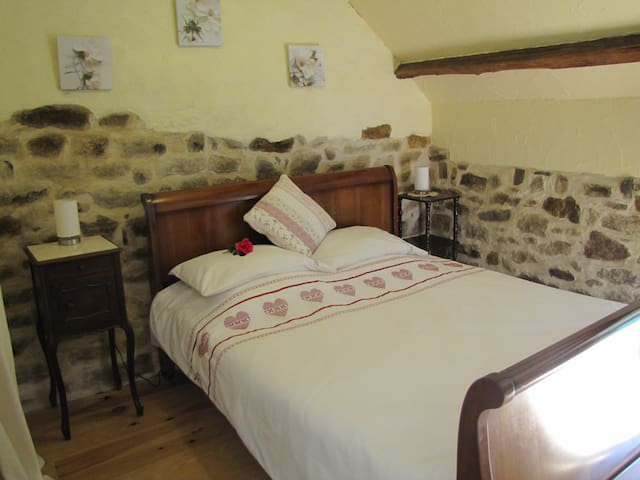 Wren cottage Bed & Breakfast Gomene Brittany - Gomené