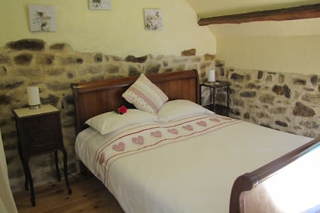 Wren cottage Bed & Breakfast Gomene Brittany - Gomené - Bed & Breakfast
