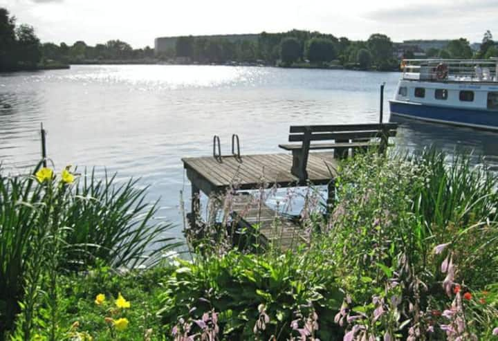 Vacation apartment on the Köpenick old town island
