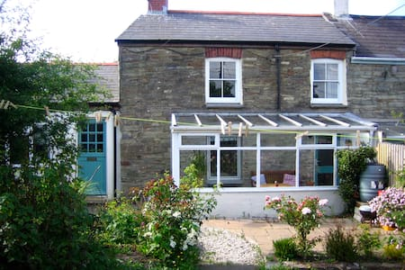 Cosy double room in Cornish cottage - Saint Agnes