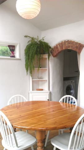 Cosy double room in Cornish cottage - Saint Agnes - House