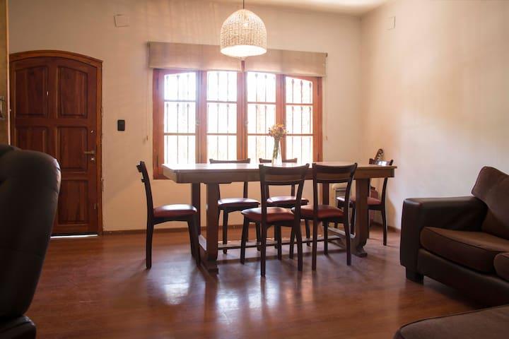 Habitación matrimonial - Las Heras - Hus