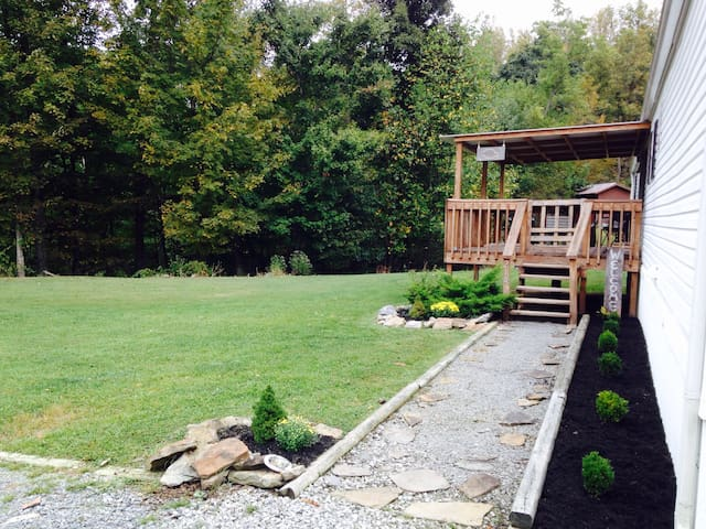Bluegill R&R in Southwest VA - Clintwood - House
