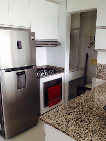 Hermoso apartamento en Cartagena - Cartagena - Daire
