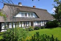 Haus Mühlenfeld und sein Bauerngarten