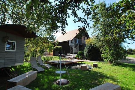 Landleben für Schöngeister I Nähe Bodensee - Deggenhausertal - アパート
