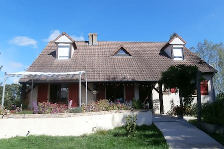 Chambre chez l'habitant - Toury-Lurcy - Haus