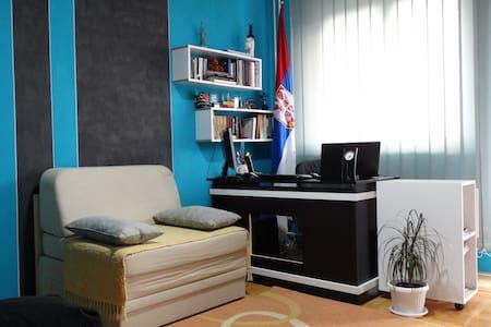 Cosy corner in Valjevo town - Valjevo - Apartemen