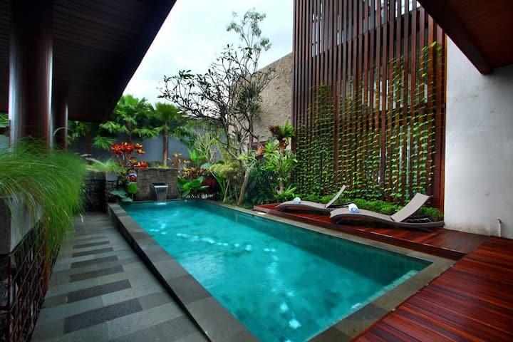 #2 Bedroom Aswattha Villas, outdoor Swimming Pool