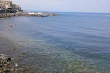 spiaggia Riposto, Torre Archirafi