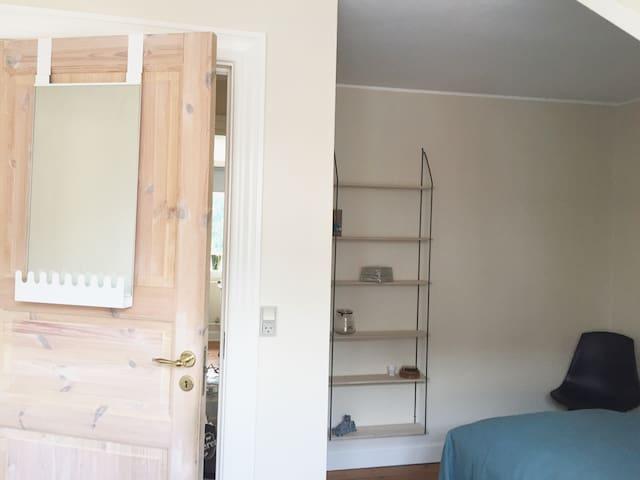 Soveværelse. Sleepingroom.