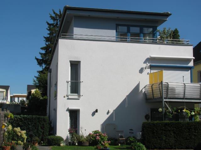 Appartment im Kurviertel von Bad Neuenahr - Bad Neuenahr-Ahrweiler - Huoneisto