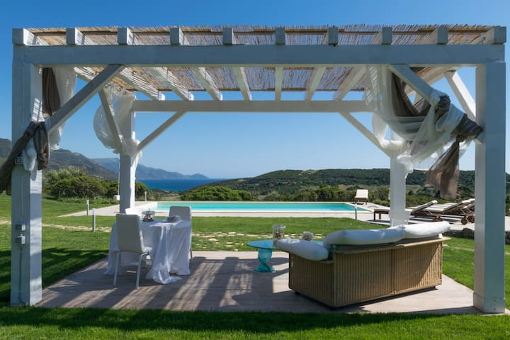 Villa Da.Ma - Sardinia heritage