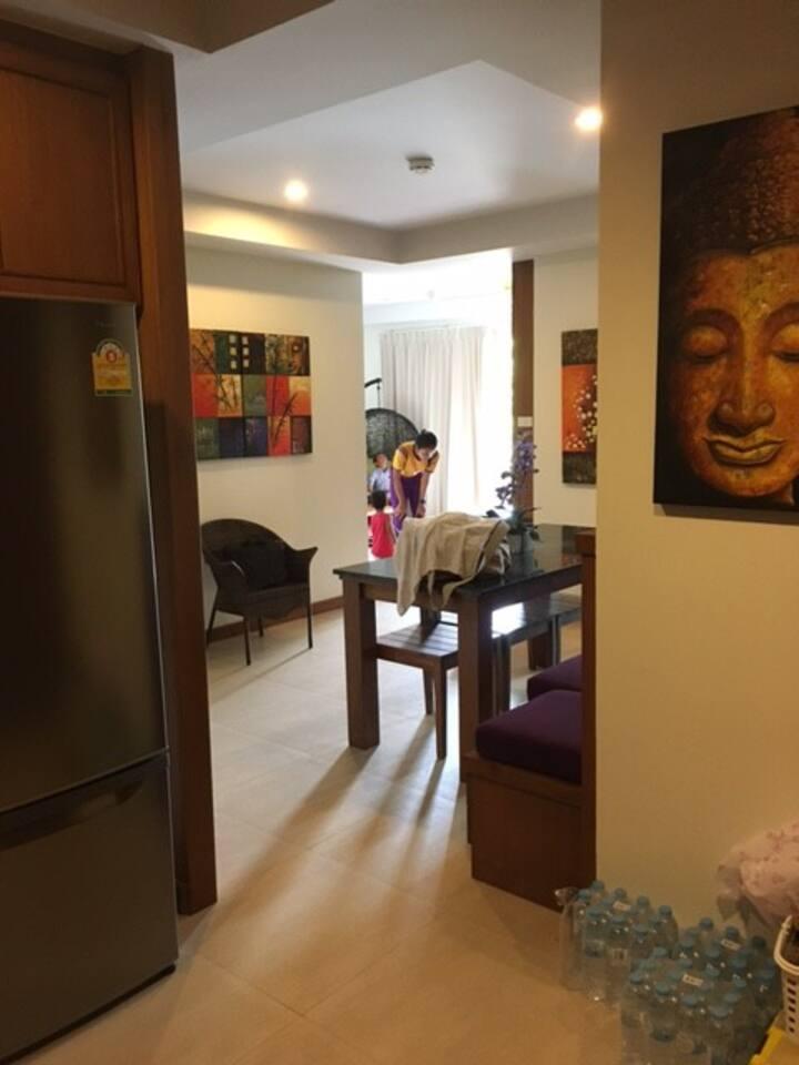 Khanom Beach Residence - 3 Bd condo in SE Thailand