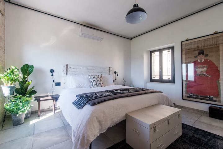 La Pietra B&B Lux room 8  a two room suite